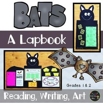 Bat Lapbook Thematic Unit (Common Core Aligned)