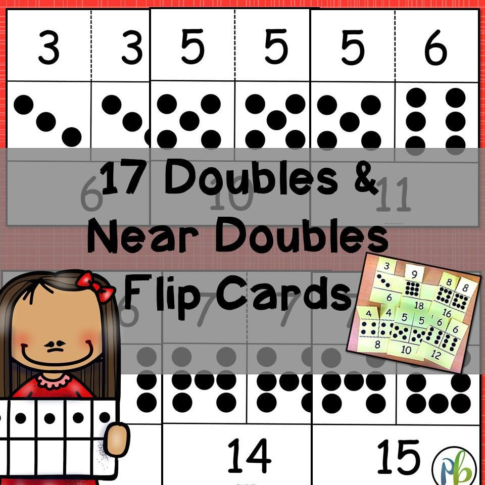 Doubles and Near Doubles Computational Fluency Unit