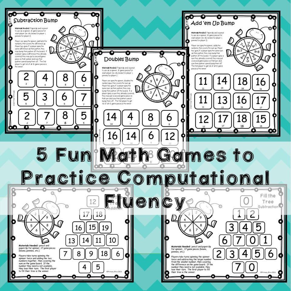 Summer Review No Prep 1st Grade Reading And Math