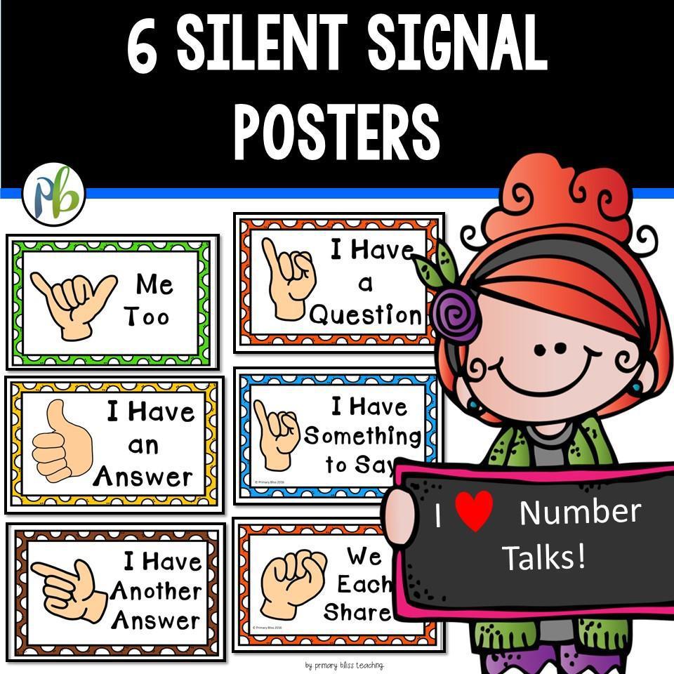 Kindergarten Number Talks - (DIGITAL and printable) - Yearlong Program