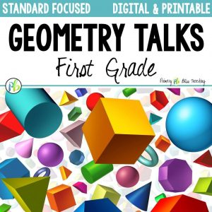 First Grade Geometry Talks