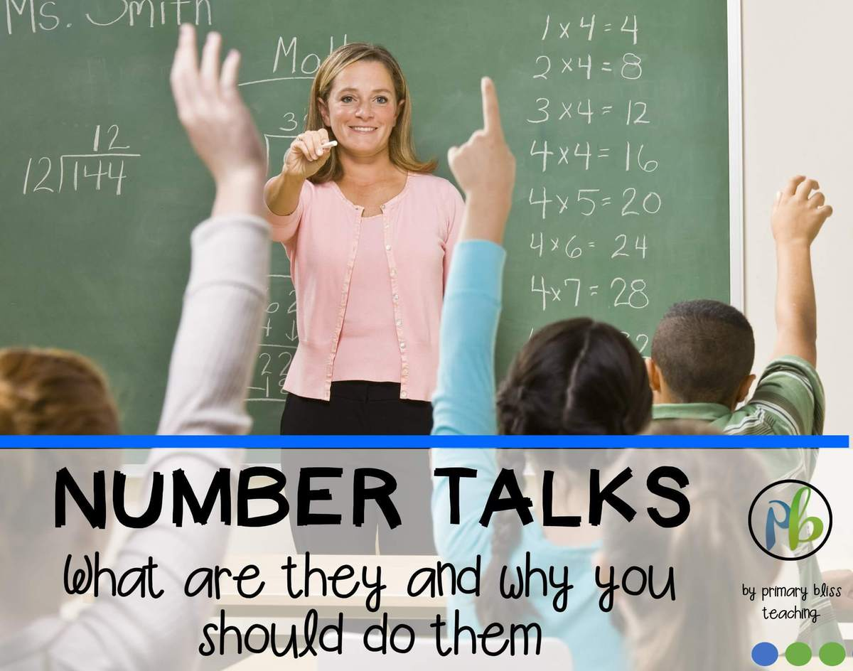 What Are Number Talks?