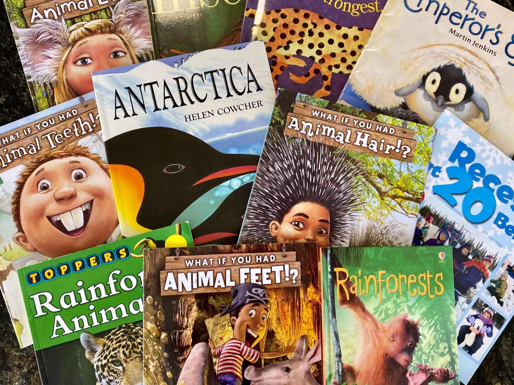 informational books