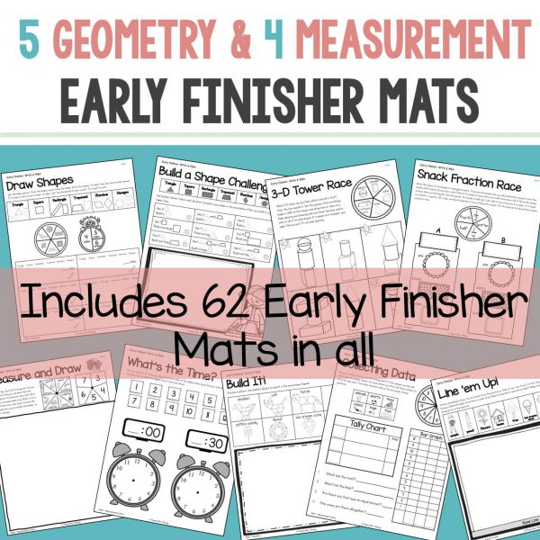 First Grade Geometry and Measurement